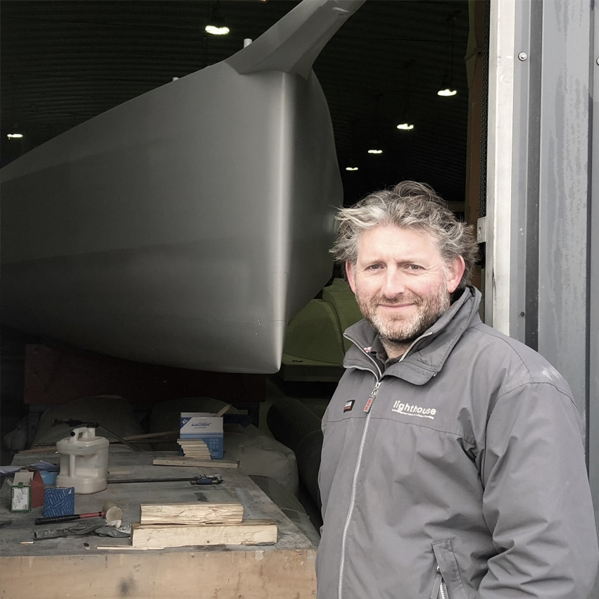 Technical Project Manager Joff Brown Offshoreteam Germany
