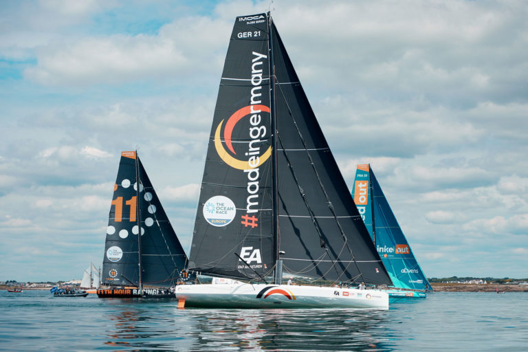 Offshore Team Germany IMOCA 60 @The Ocean Race 2021