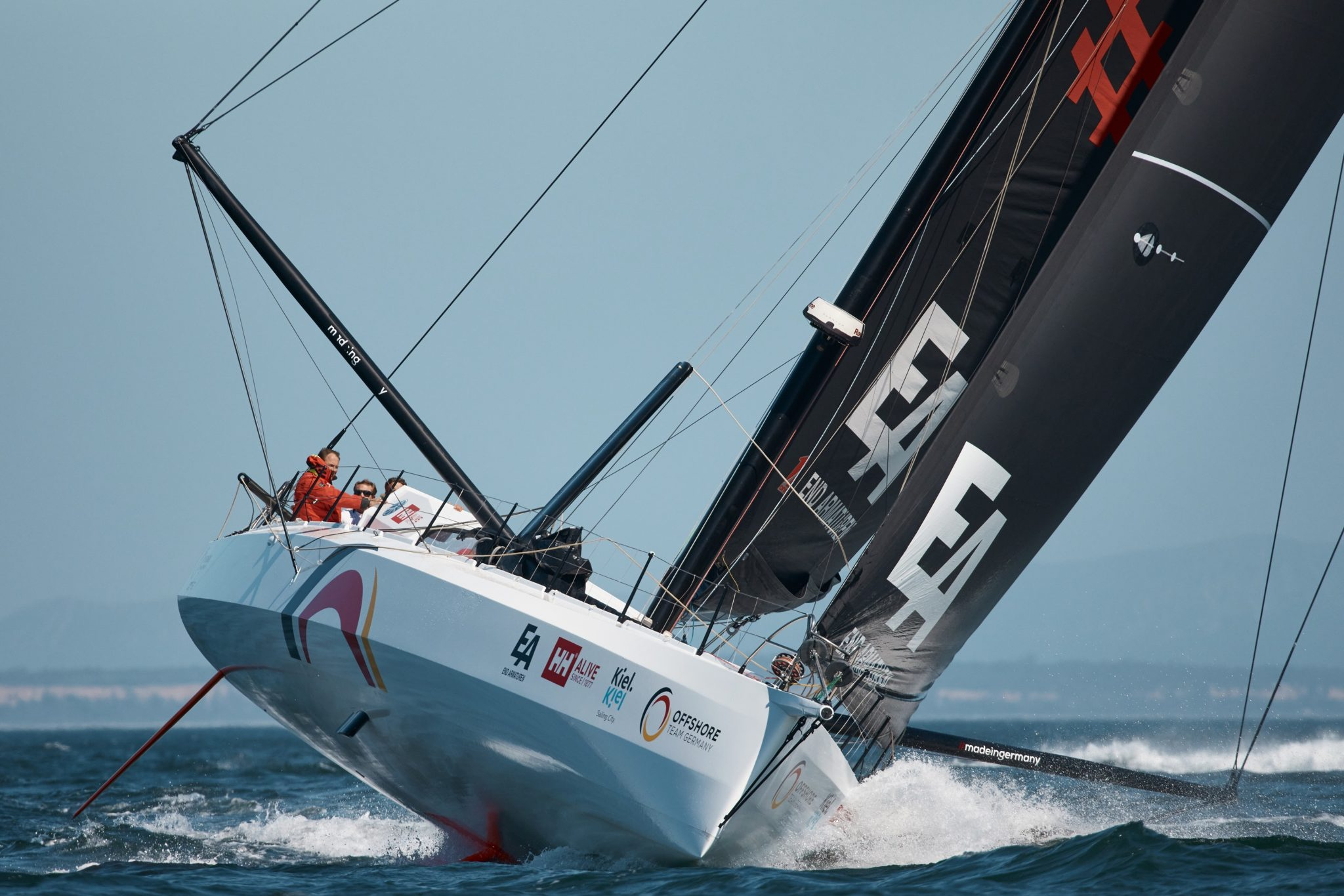 OTG_LES_SABLES, sailing, lorient, france, action, iomoca, 60, racing, portugal, TOR, theoceanraceeurope